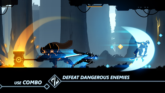 Overdrive - Ninja Shadow Revenge (Unreleased)- screenshot thumbnail