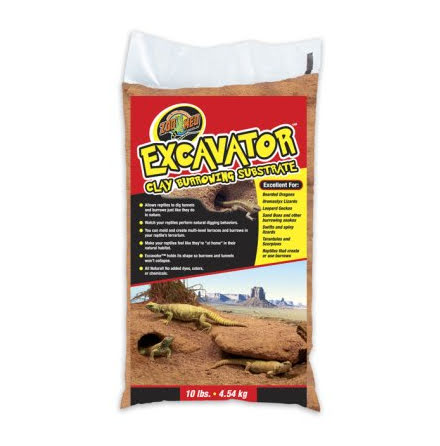 Excavator Clay 9kg Grävsubstrat