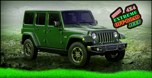 4x4 Extreme Off-Road Jeep Stunts  screenshots 3