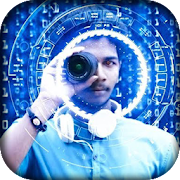 Hologram Photo Editor 2018 - Jarvis Hologram App