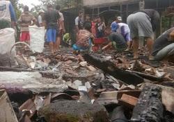 Kebakaran Di Desa Sirigan Paron Ngawi