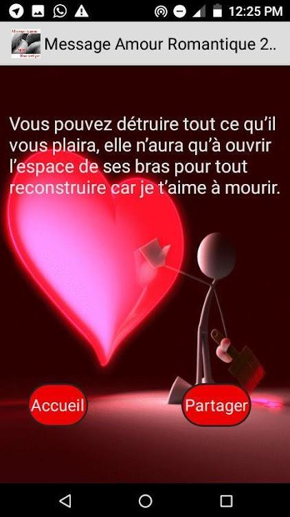 Sms Amour Romantique 2019 Android Aplicaciones Appagg