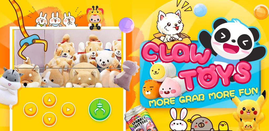 Download Claw Toys- 1st Real Claw Machine Game APK latest version
