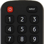 Remote Control For Hisense TV 8.8.4