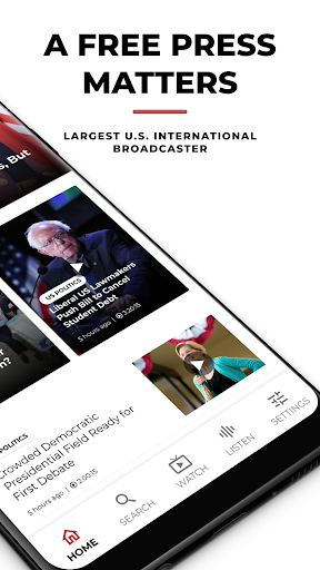 VOA News 4.1.5 Screenshots 2