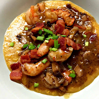 Low Country Shrimp And Grits - The Best Shrimp and Grits