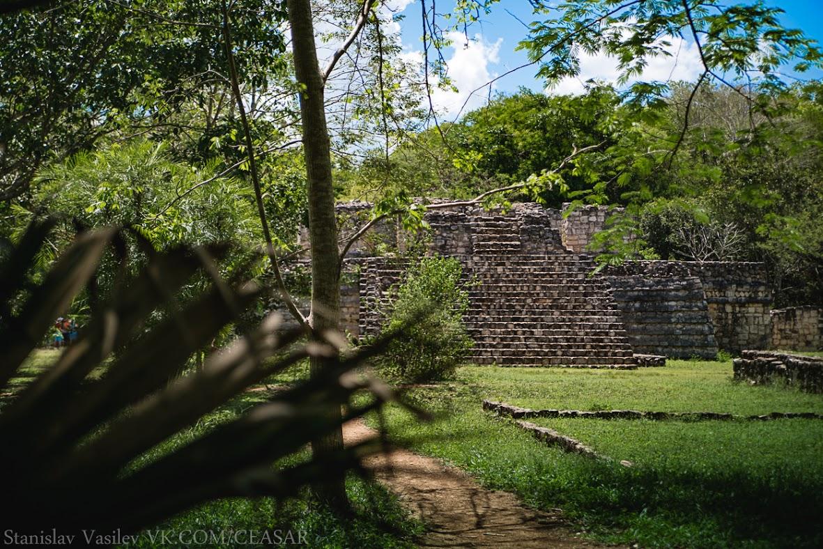 Дворец Las Monjas, Эк-Балам