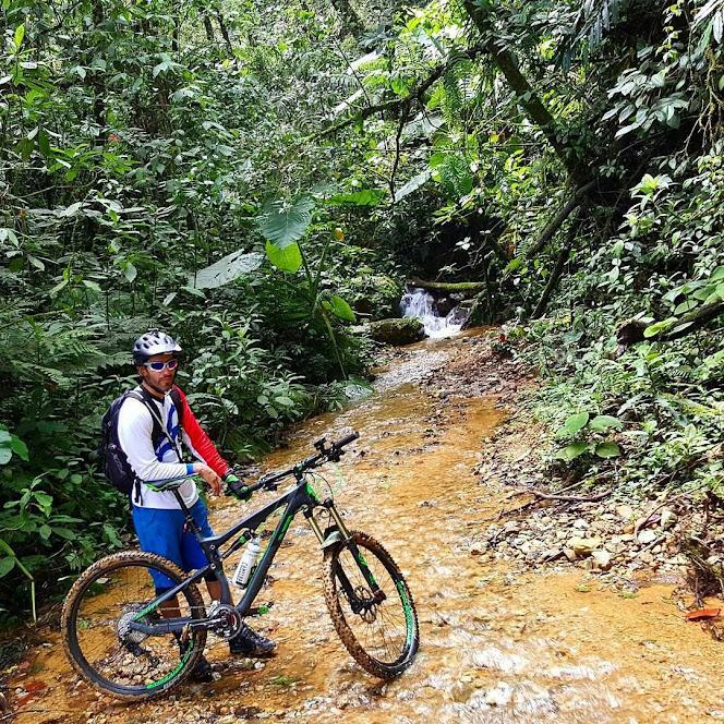 foto instagram mountain bike enduro