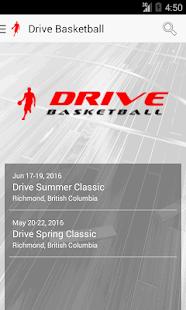 Drive Basketball - náhled