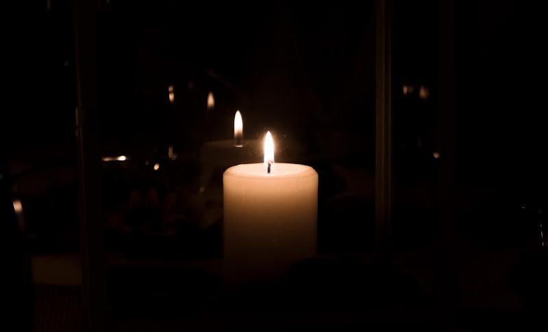 Una timida fiamma di speranza.. di Giali
