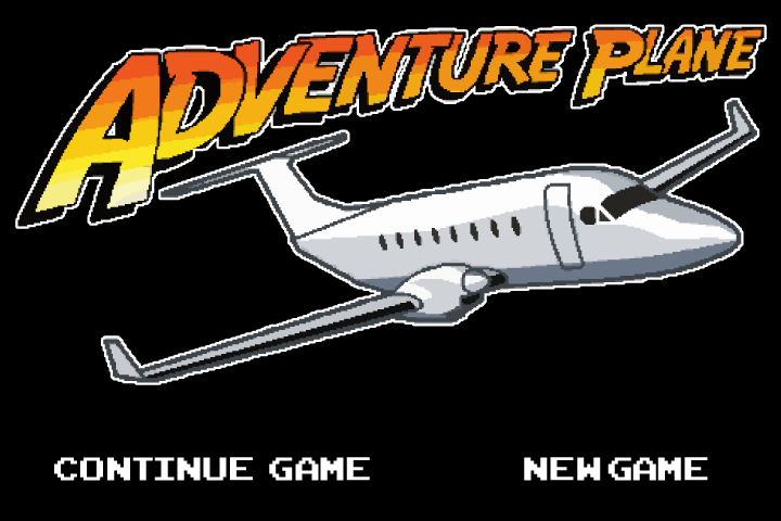 Adventure Plane- screenshot