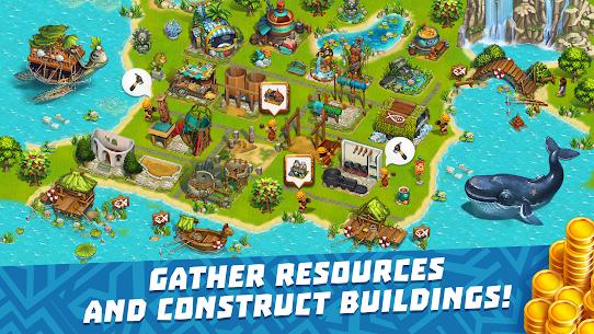 The Tribez Build a Village Apk Mod Dinheiro Infinito 2