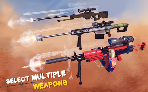 Zombie Hunter Ultimate Zombie Sniper Shooting Game 1.3 androidappsheaven.com 2