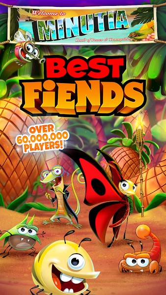 Best Fiends – Puzzle Adventure v4.8.0 [Mod]