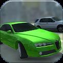Car Parking Asphalt 3D 2015 icon