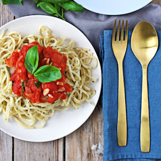 Pasta Dishes With Basil Recipes