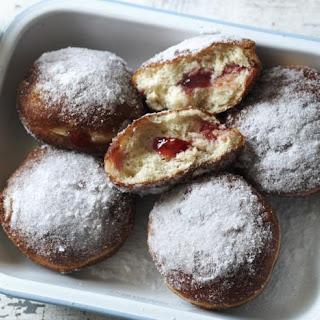 Jam Doughnuts Recipe