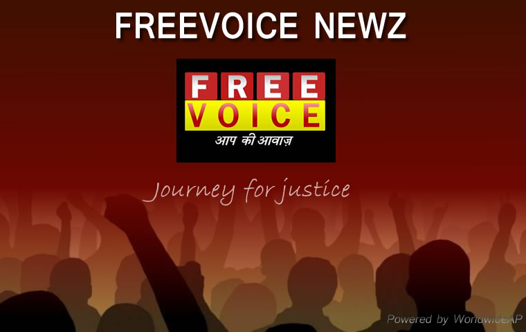 Freevoice Newz- screenshot