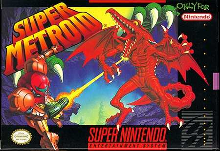 'Super Metroid' is just one of 21 games you can look forward to on the new Classic Mini SNES.