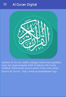 Al Quran - náhled