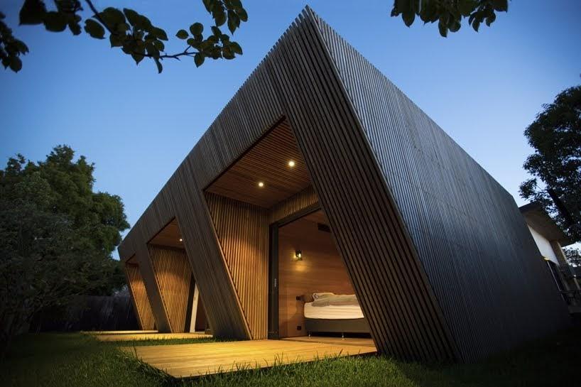 Casa Fusión por Dankor Architecture