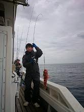 Photo: 「アラカブの1本釣り」