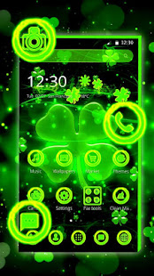 Beautiful Lucky Clover Launcher Theme for PC-Windows 7,8,10 and Mac apk screenshot 4