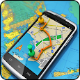 GPS Route Finder Navigation - Track My Location