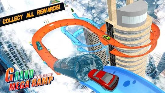 Mega Ramp Car Jumping 2020 3