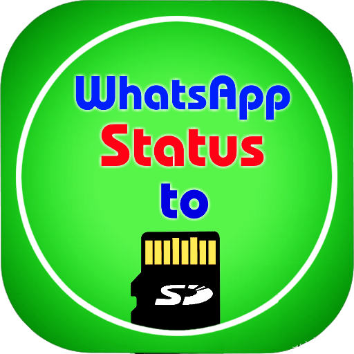 enregistrer photo whatsapp sur carte sd Whats Status to SD   Status Saver & Downloader – Applications sur