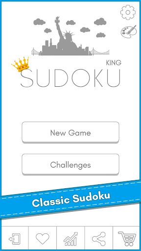 Sudoku King™ - Free Sudoku Puzzles 1.2 screenshots 2