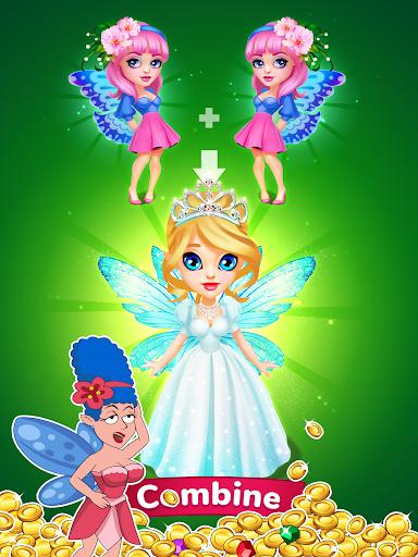 Merge Fairies - Best Idle Clicker screenshots 11