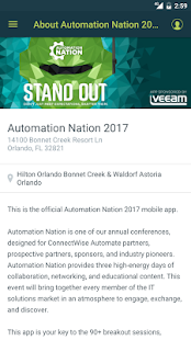 Automation Nation 2017- screenshot thumbnail