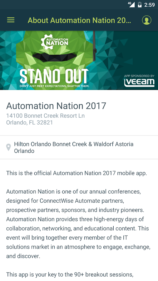 Automation Nation 2017- screenshot