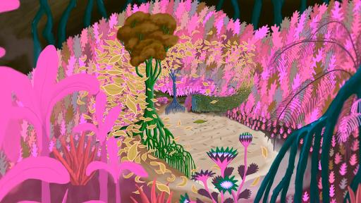 Zoomquilt Live Wallpaper screenshot 2