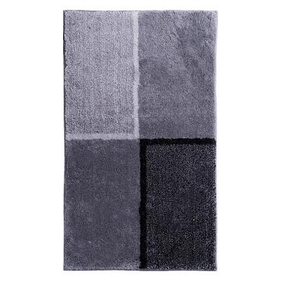 Коврик для ванной комнаты Ridder Penny Серый 100х60 см