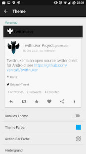 Twittnuker for Twitter Screenshot