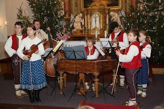 Photo: Cimbálová muzika Malá Rusava