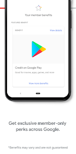 Google One APK Latest Version 4