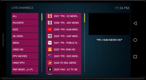 Smart Hd Tv: Live TV 128.0 screenshots 5