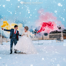 Wedding photographer Magaram Dzhafarov (Lion313). Photo of 20.01.2016