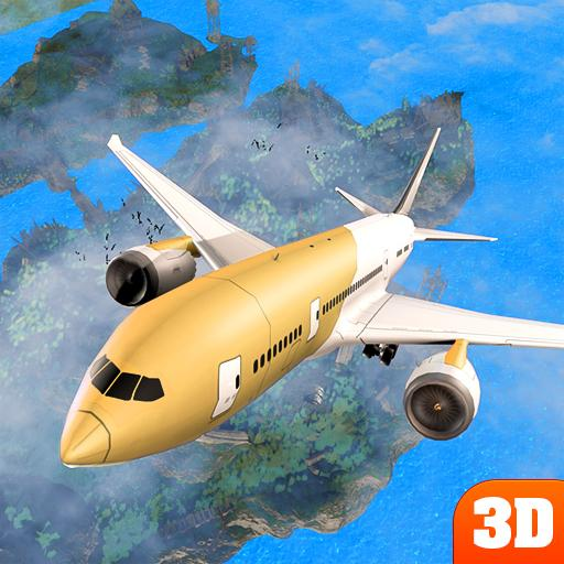 Airplane Flight Pilot Simulator 2019 - Air Flight Android APK Download Free By Strike Games