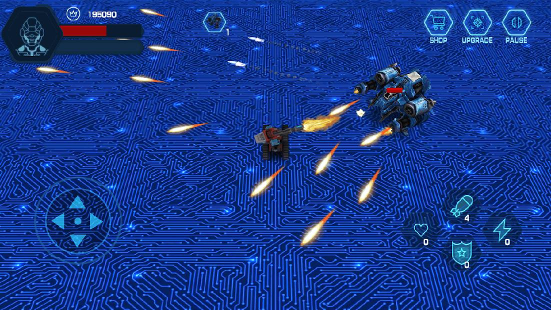 Tank Battle Crawler