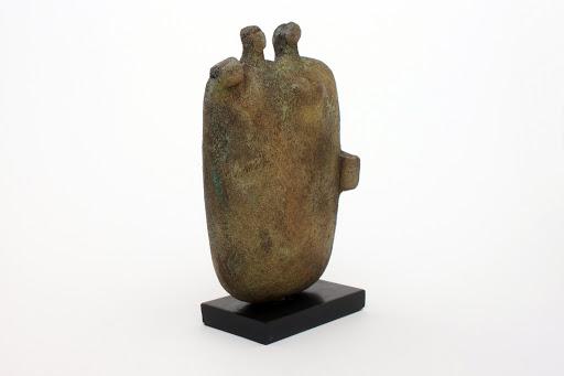 Peter Hayes Large Ceramic Couple