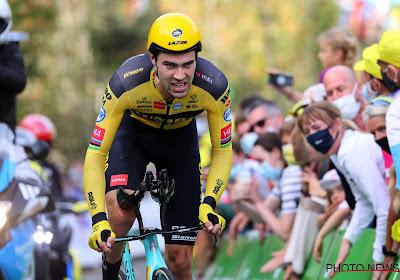 """Kan Tom Dumoulin straks weer goud halen op het WK tijdrijden? """"Hoop voordeel te halen uit deelname Tour de France"""""""