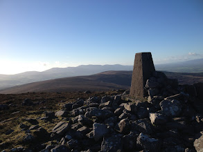 Photo: Knockmealdowns from Lachtnafrankee