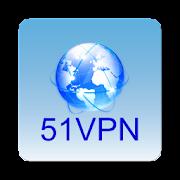 51VPN Free and Unlimited Hongkong Japan nodes