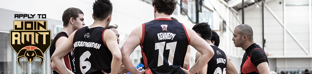Apply To Join RMIT Basketball Club