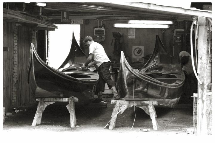 Dove nascono le gondole di sirion67