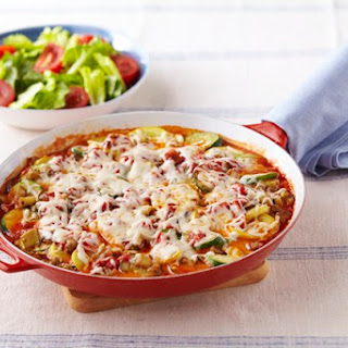 "Skillet Vegetable ""Lasagna"""